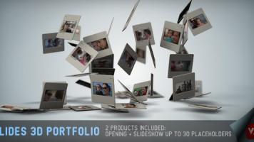ポラロイド写真がストップモーションになる驚きの映像